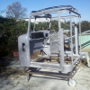 Peterbuilt Sandblasting in Fredericksburg Virginia