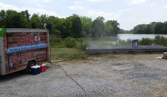 The Crew at Lake Gaston are the Powder Coating and Sandblasting Experts in Richmond, Virginia!